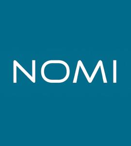 Логотип NOMI