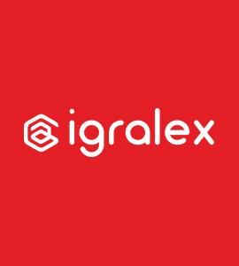 Логотип IGRALEX