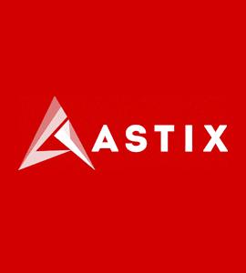 Логотип ASTIX