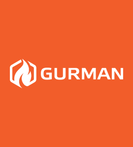 Логотип GURMAN