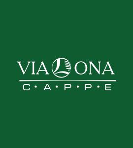 Логотип Viaona Cappe