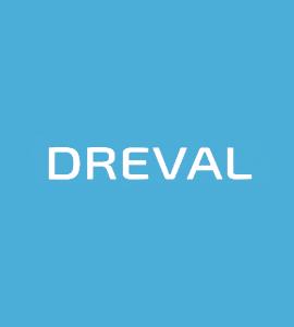 Логотип DREVAL