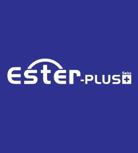 Логотип Ester Plus