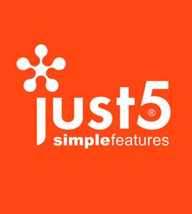 Логотип Just5