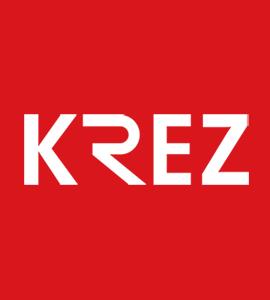 Логотип KREZ