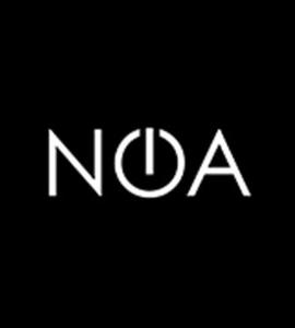 Логотип NOA