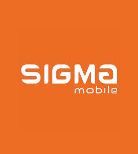 Логотип SIGMA MOBILE