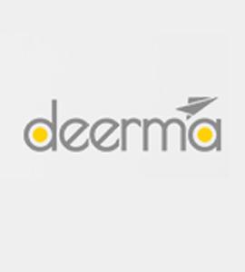 Логотип Deerma