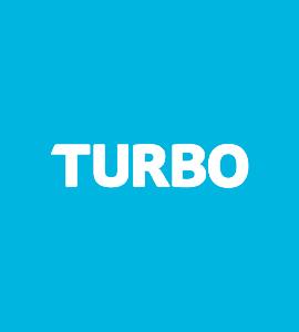 Логотип TURBO
