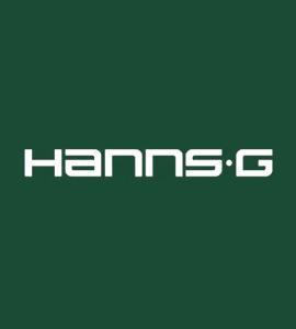 Логотип Hanns.G