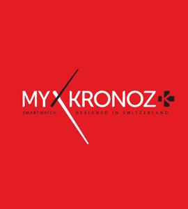 Логотип MyKronoz