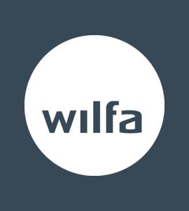 Логотип Wilfa