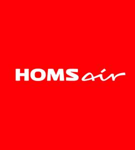 Логотип HOMSair