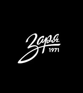 Логотип Заря