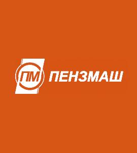 Логотип Пензмаш