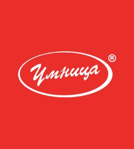 Логотип Умница
