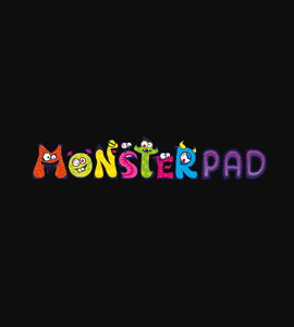 Логотип MonsterPad