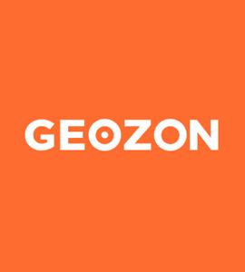 Логотип GEOZON
