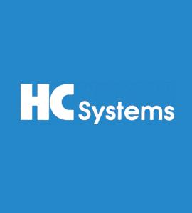Логотип HC Systems