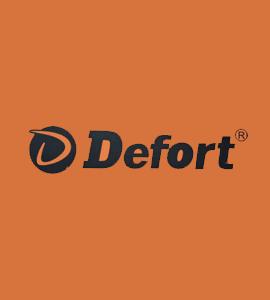 Логотип Defort