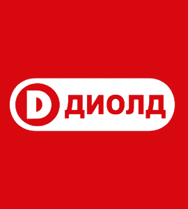 Логотип Диолд