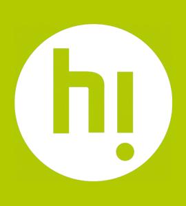 Логотип Hi