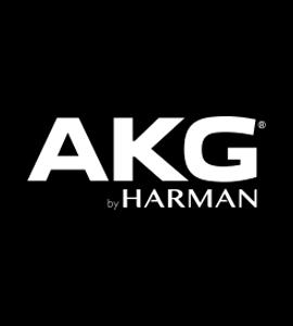 Логотип AKG