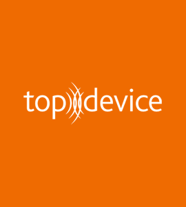 Логотип TopDevice