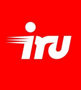 Логотип IRU