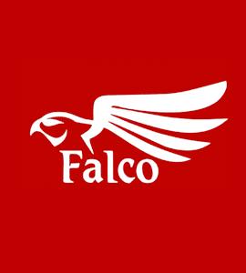 Логотип FALCO