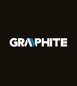 Логотип GRAPHITE