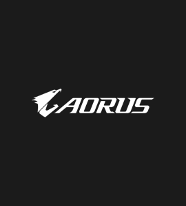 Логотип AORUS