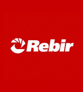 Логотип Rebir