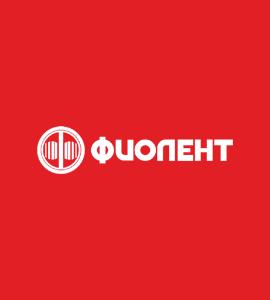Логотип Фиолент