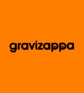 Логотип GRAVIZAPPA
