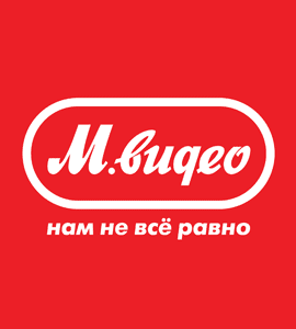 Логотип М.Видео
