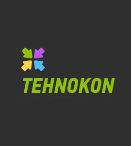 Логотип Технокон