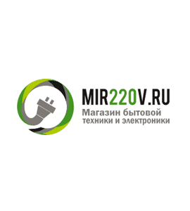 Логотип Mir220v.ru