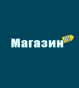 Логотип Магазин БТ