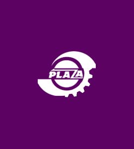 Логотип Плаза