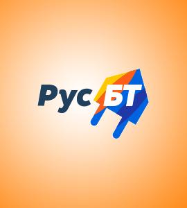 Логотип РусБТ