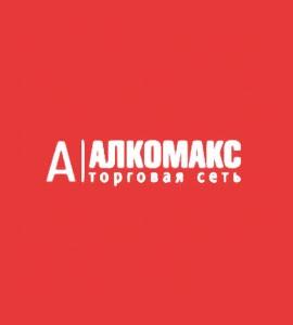 Логотип Алкомакс