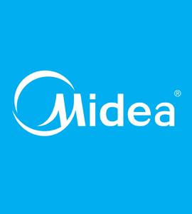 Логотип Мидеа