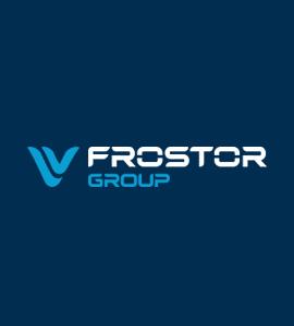 Логотип Фростор Групп