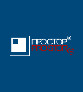 Логотип Простор