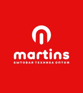 Логотип Мартинс