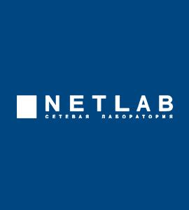 Логотип Сетевая лаборатория