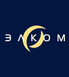 Логотип Элком