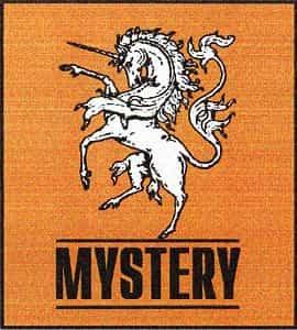 Логотип Мистери