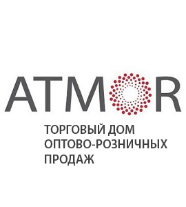 Логотип Атмор